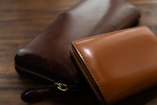 財布、金運がよくなったイメージ