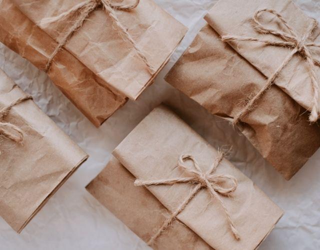 紙袋の作品